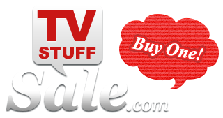 TV Stuff Sale