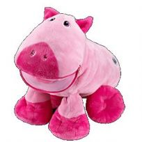 Stuffies - Muddzie the Pig