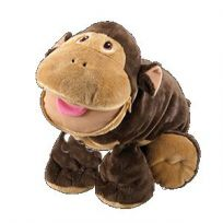 Stuffies - Scout the Monkey