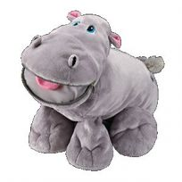 Stuffies - Gracie the Hippo