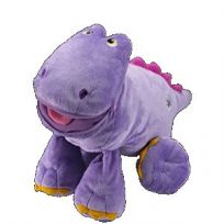 Stuffies - Stomper the Dinosaur
