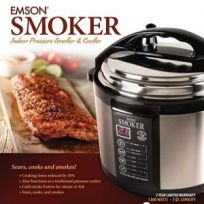 Electric 5QT Smoker