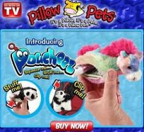 Pillow Pets Poucheez