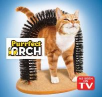Purrfect Arch Cat Scratcher