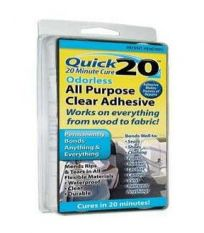 Quick 20 Clear Adhesive