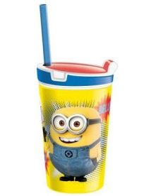 Snackeez Jr. Minions - Red Lid