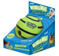 Wobble Wag Giggle Dog Toy
